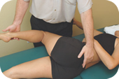 relieving back pain