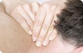 spine shoulder massage