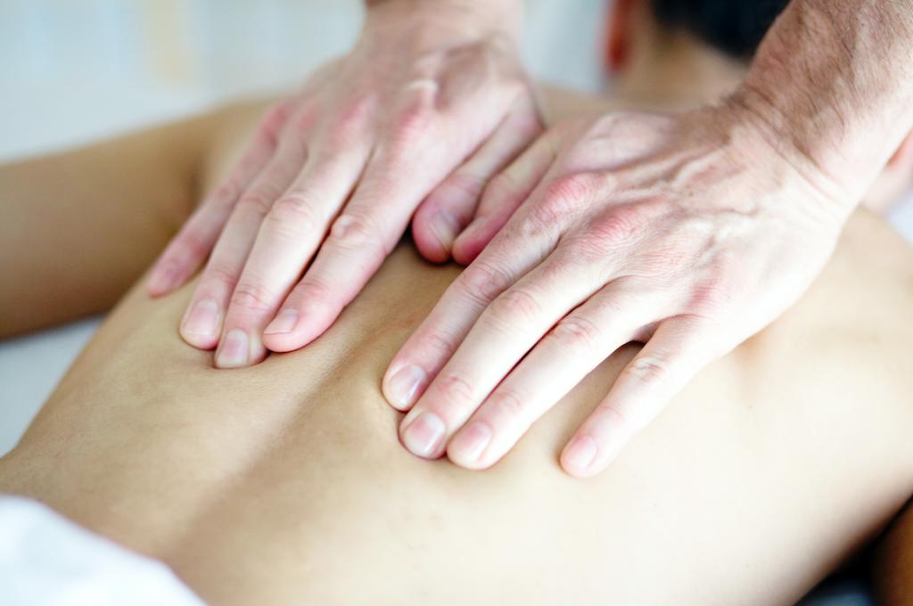 Swedish Massage Type