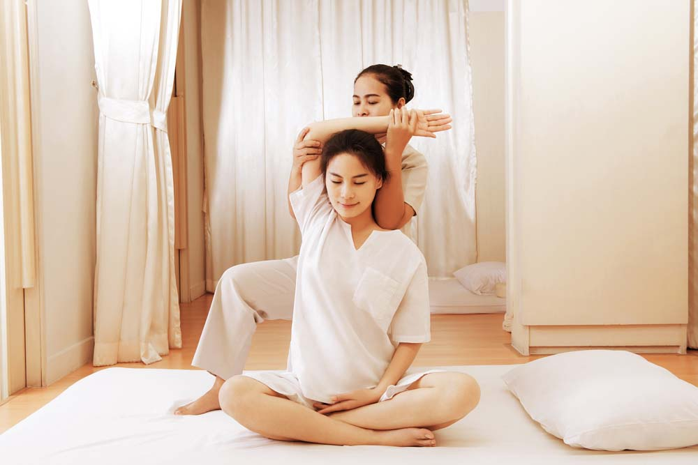 What is Thai Massage? | San Francisco School of Massage